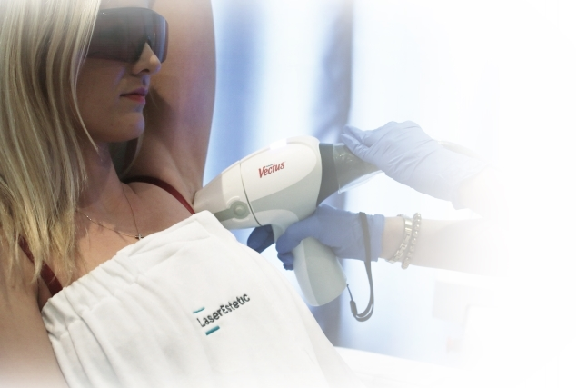 IPL a laser diodowy Vectus™