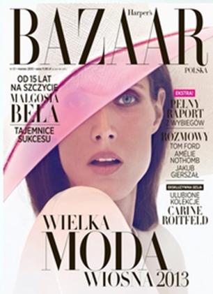 Magazyn Harper's Bazaar